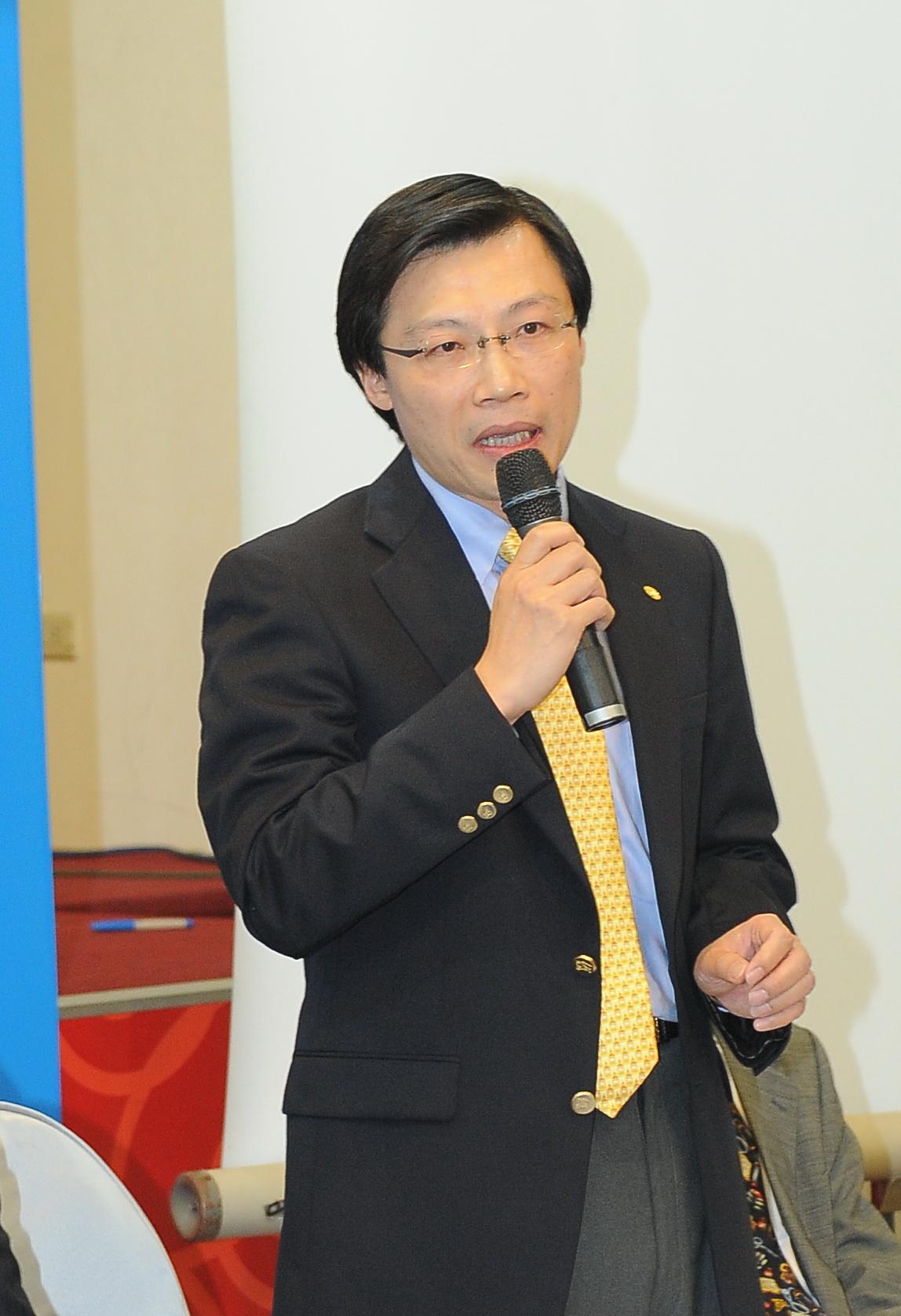 台灣電裝工業股份有限公司-游倫輔總經理